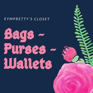 Bags • Purses • Wallets Beyond This Point